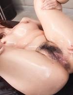 Asian Av Blowjob - Ai Okada Asian licks cock that screws her including from behind