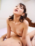 Asian 69 Cosplay - Tomoka Sakurai Asian is screwed after she rubs her horny pussy
