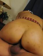 Japanese Av Bondage Videos - Maki Sakashita Asian takes cock in mouth and between spread labia