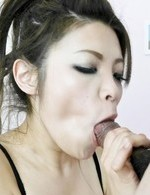 Hot Japanese Av Videos - Yurika Gotou Asian gets hard cock in vagina through fishnets