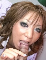 Top Japanese Av Porn Models - Juri Sawaki Asian has huge orgasm from using vibrators on pussy