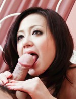 Asian 69 Gangbang - Horny Rui Natsukawa loves having her furry pussy eaten