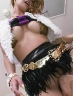 Hot Asian 69 Models - Rei Miyakawa Asian with tasty boobs gets hard shlong in her twat