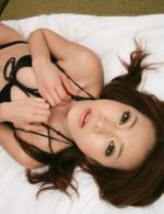 Asian 69 Maids - Kanako Tsuchiyo face down bottom up to show off her Asian ass