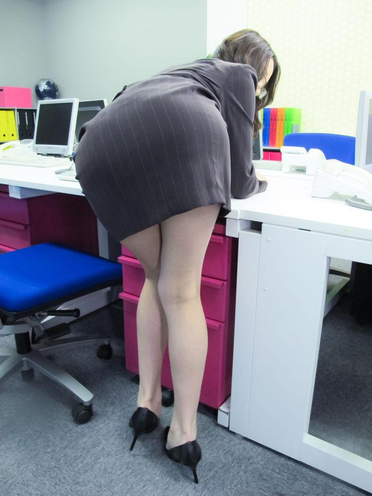 Bent over and fucked in the office
