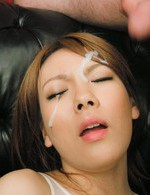 Hot Japanese Av Videos - Rei got her swimsuit wet and her holes horny before a creampie