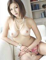 Japanese Av Handjob - Mai Kuroki Asian has pink labia spread and poonanie screwed well