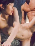 Av Cosplay Porn - Yui Kasugano Asian flat-chested is fingered and pumped in water