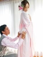 Asian Av Threesome - Kaori Maeda Asian undressed of kimono is screwed in fish taco