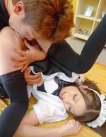 Japanese Av Bikini Videos - Nao Kojima Asian house keeper has juicy love box licked by hunk