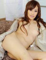 Japanese Av Bikini Videos - Yuu Kusunoki Asian with juicy tits rides cock after vibrator