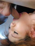 フェラ大好き!セックス大好き!のモデル級美女佐々木レイちゃんがハードなツームストーンフェラから焼き鳥ファック!