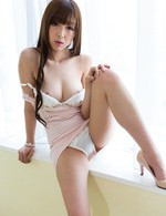 Asian 69 Cum - Anri Asian nymphet shows sexy curves and is screwed big time