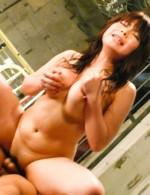 Asian Av Masturbation - Luscious schoolgirl Meina got her meaty slit toyed and fucked