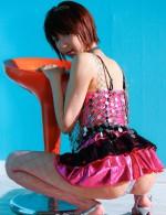 Japanese Av Lesbian - Cute and joyful Miriya Hazuki gets her wet pink invaded