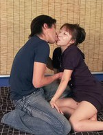 Av Porn - Miki Asian whore has wet poonanie fucked in many rough positions