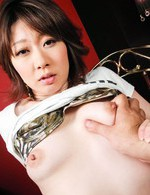 Japanese Av Toys Videos - Rio Kagawa Asian has asshole fucked with different vibrators